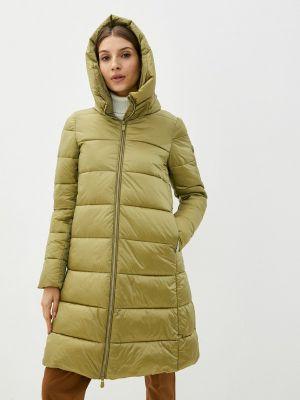 Утепленная куртка - хаки Save The Duck