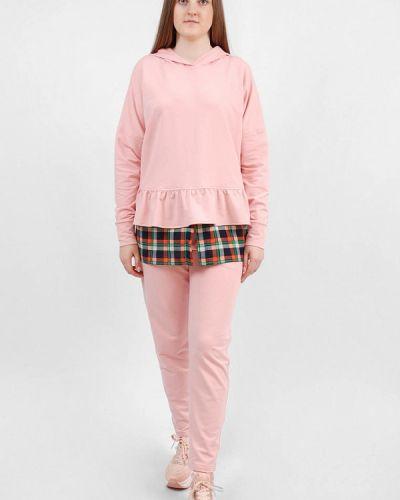 Спортивный костюм розовый Sab