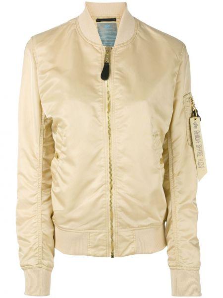 Куртка с карманами Alpha Industries