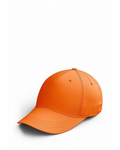 Бейсболка оранжевый Zeus