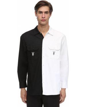 Klasyczna czarna klasyczna koszula bawełniana Tres Rasche