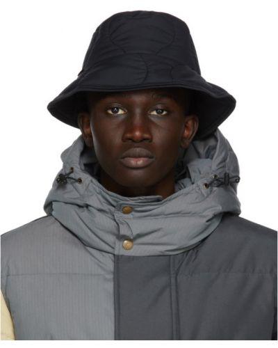 Ciepły złoty czarny kapelusz Aime Leon Dore