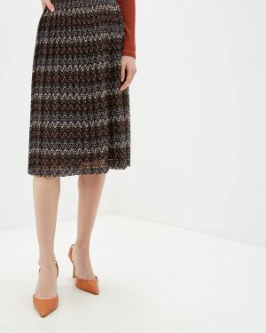 Платье осеннее плиссированное Lusio