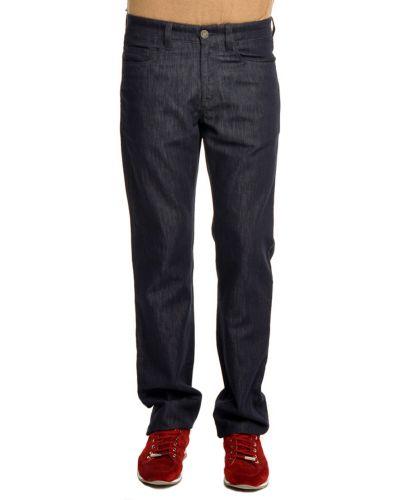 Черные джинсы Ermenegildo Zegna
