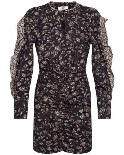 Sukienka mini - czarna Isabel Marant Etoile