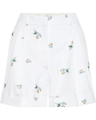 Белые шорты Racil