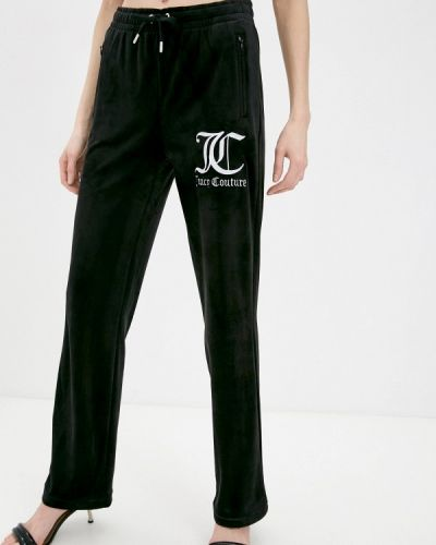 Черные спортивные брюки Juicy Couture