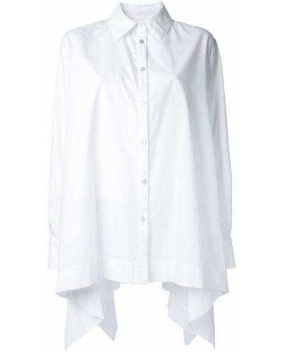 Рубашка белая хлопковая Antonio Marras