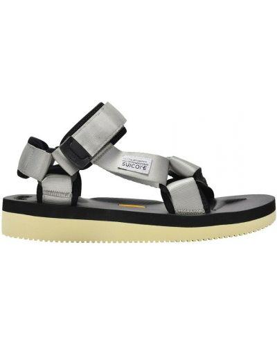 Szare sandały Suicoke