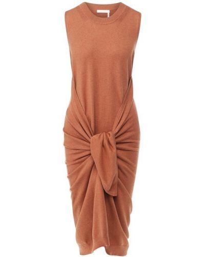 Платье со вставками прямое See By Chloé