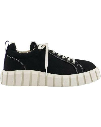 Czarne sneakersy Eytys