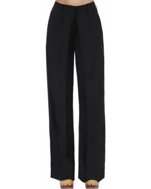 Czarne spodnie Aalto