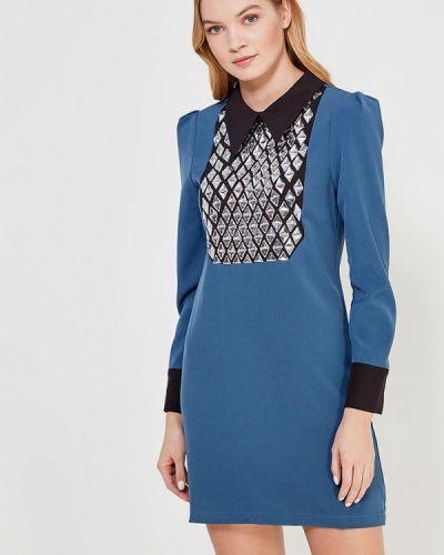 Синее платье Sister Jane