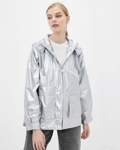 Облегченная серебряная куртка Tantra