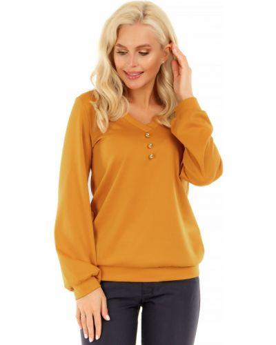 Блузка с принтом Liza Fashion