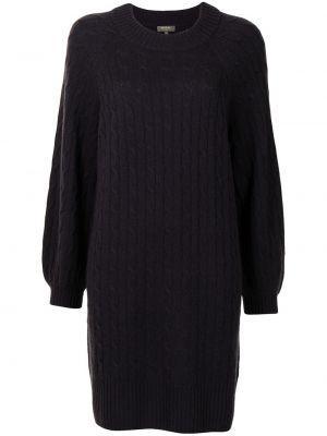 Платье макси длинное - фиолетовое N.peal