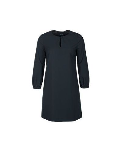 Синее вечернее платье Armani Jeans