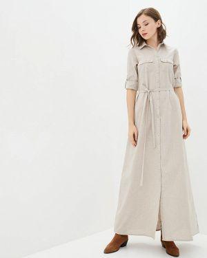 Платье - бежевое Jhiva