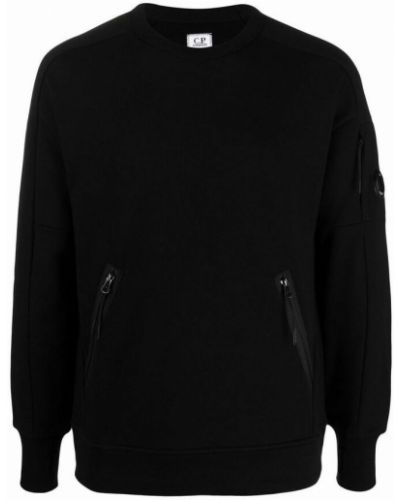Czarna bluza dresowa C.p. Company