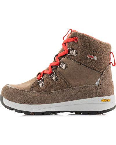Треккинговые ботинки спортивные кожаные Reima