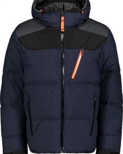 Синяя куртка короткая Icepeak