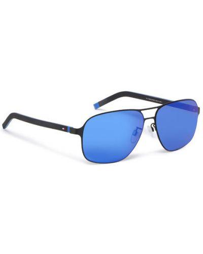 Okulary - niebieskie Tommy Hilfiger