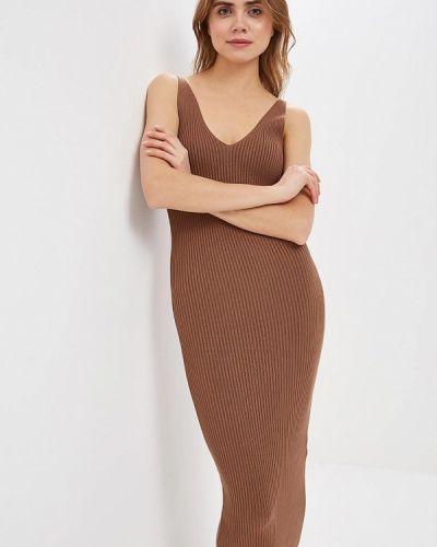 Платье платье-майка осеннее форма