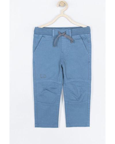 Spodnie niebieski Coccodrillo