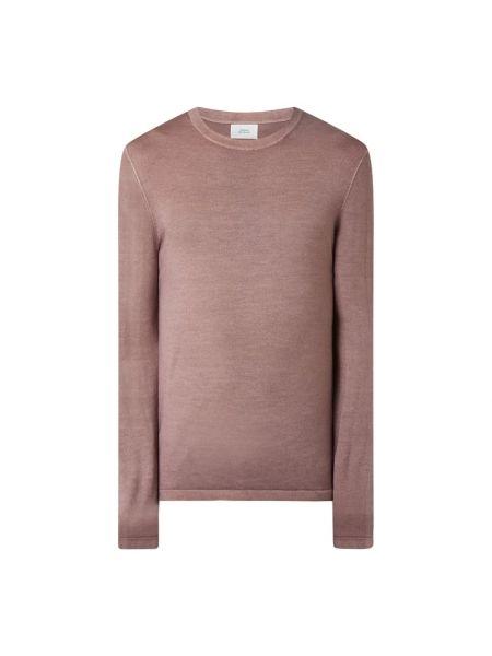 Różowy sweter wełniany House Of Paul Rosen