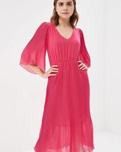 Прямое розовое платье Rinascimento