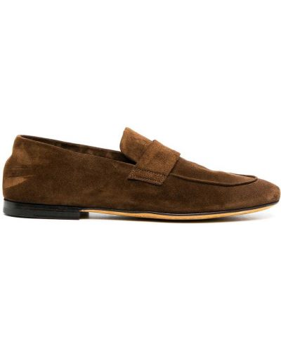 Loafers, brązowy Officine Creative