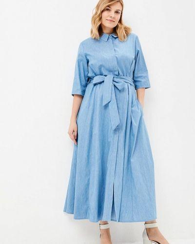 Джинсовое платье весеннее Svesta
