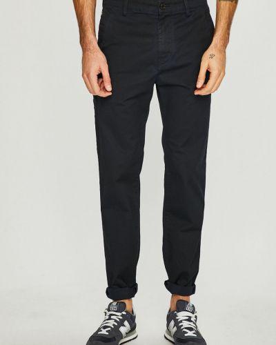 Прямые брюки с карманами с поясом G-star Raw