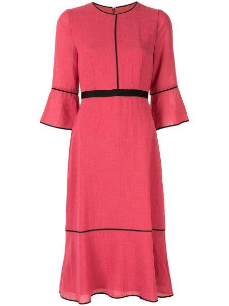 Розовое платье Cefinn