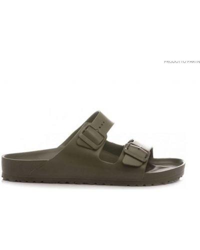Sandały - zielone Birkenstock