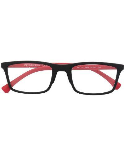 Okulary przeciwsłoneczne dla wzroku, czarny Emporio Armani