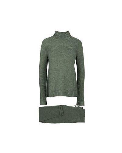 Зеленый спортивный костюм Max & Moi