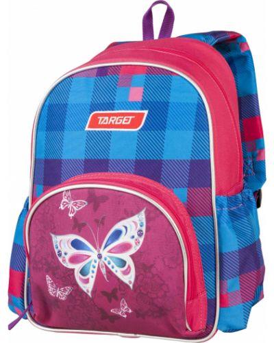 Рюкзак розовый с рисунком Target