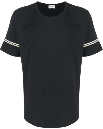 Czarny t-shirt Saint Laurent