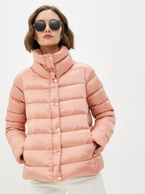 Розовая куртка Hetregò