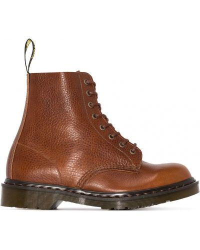 Ankle boots, brązowy Dr. Martens