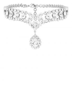 Łańcuch ze srebra srebrny Alessandra Rich
