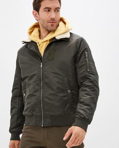 Утепленная куртка - хаки Ostin