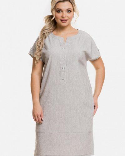 Серое платье Venusita