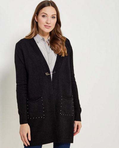 Черный кардиган Conso Wear