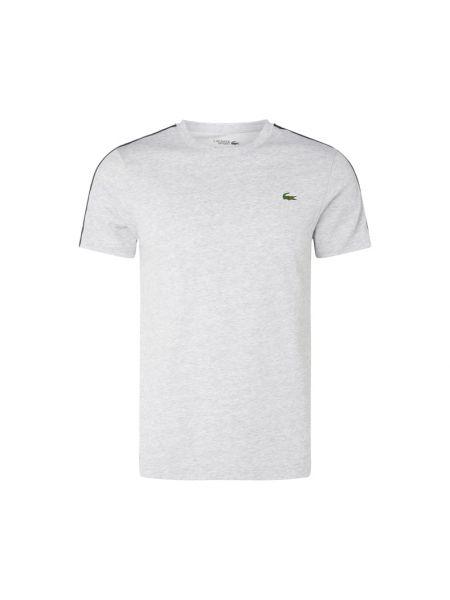 Koszula z logo wąskie cięcie Lacoste