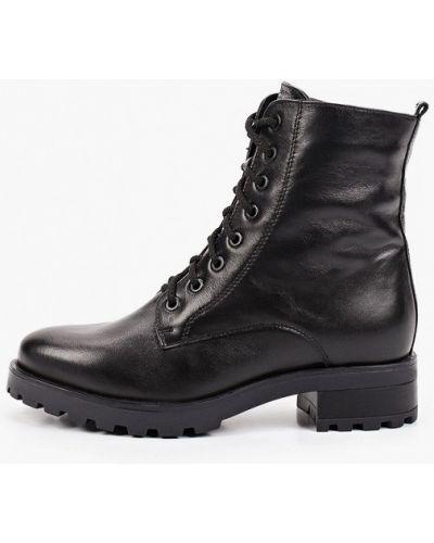 Черные зимние ботинки Francesco Donni