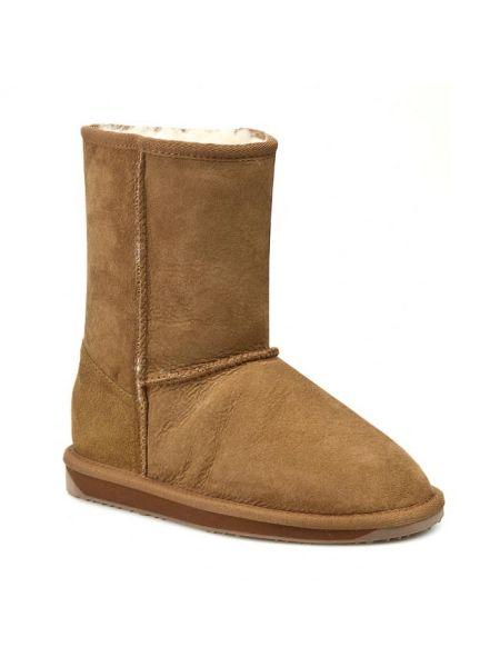 Skórzany buty zamsz zamsz Emu Australia