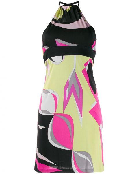Платье с рисунком Emilio Pucci Pre-owned