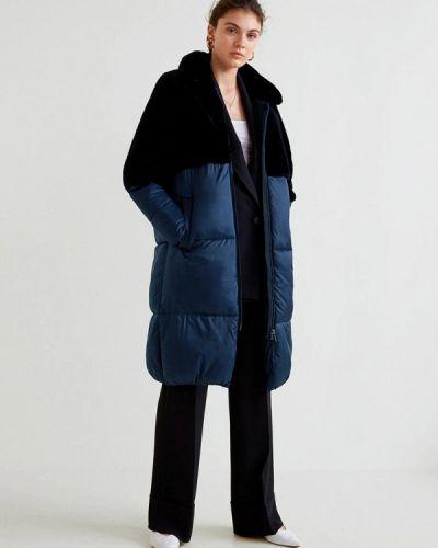 Зимняя куртка утепленная осенняя Mango